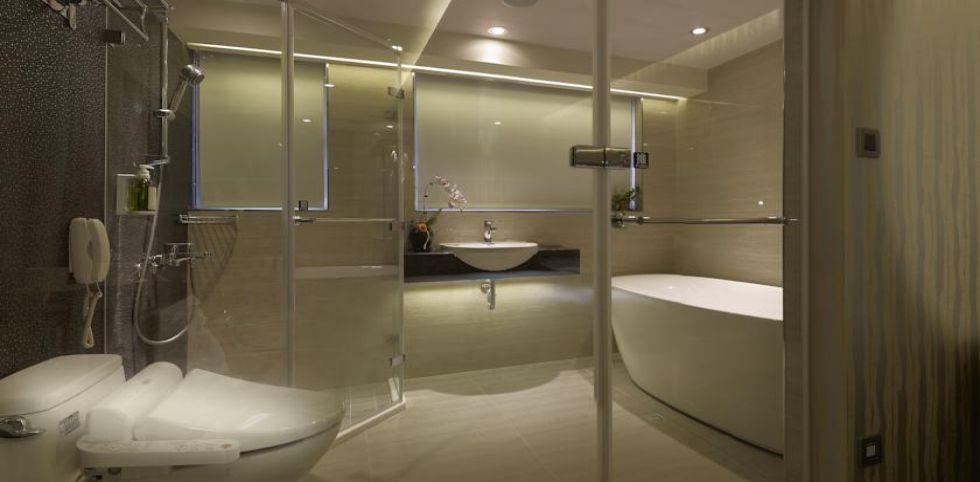 峻美精品旅店 - 衛浴